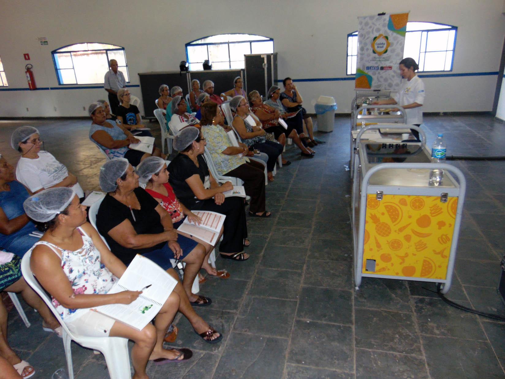 Programa Cozinha Brasil do SESI oferece curso gratuito em Santa Vitória (1)