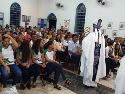 Comunidade Católica de Chaveslândia celebra Tríduo a Nossa Senhora de Fátima (1)