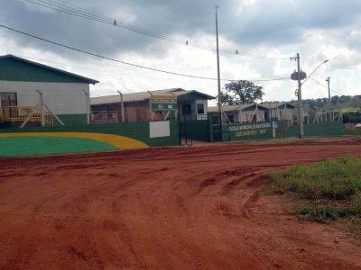 Prefeitura de Santa Vitória reforma alojamento para receber atletas do JEMG (1)