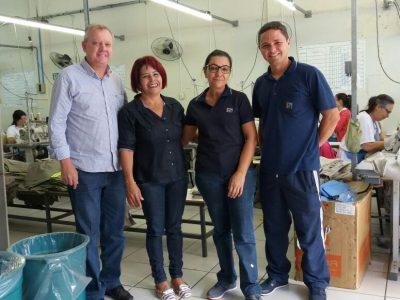 Comunidade de Chaveslândia busca parcerias para a geração de empregos com apoio do poder público