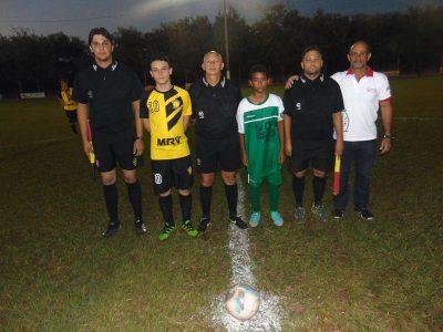 Copinha Eurípedes Arantes Muniz – Sub 13 de Futebol de Campo teve etapa da rodada em Santa Vitória