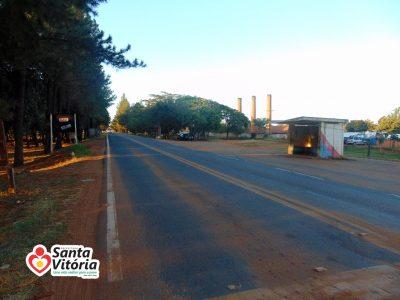 Prefeito Salim e Vice Renato solicitam redutores de velocidade na AMG 0900 próximo à entrada do caminhódromo (1)