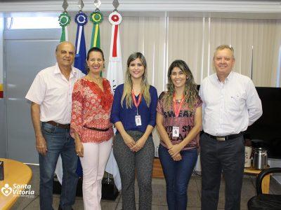 Prefeitura de Santa Vitória e Sistema Fiemg viabilizam estratégias inovadoras para o próximo ano