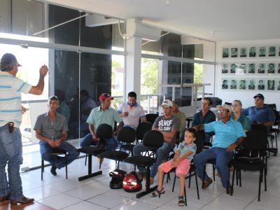 Conselho Municipal de Desenvolvimento Rural Sustentável reúne mensalmente em Santa Vitória