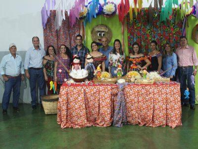 Desenvolvimento Social realiza festa junina no Centro Comunitário de Chaveslândia (1)