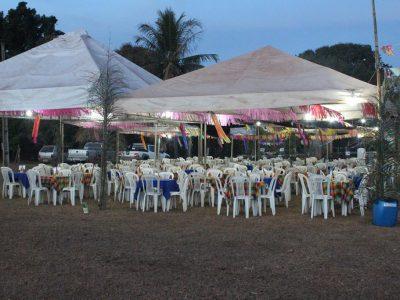 """Escola Municipal Nossa Senhora das Graças destaca tradição e cultura local na festa popular """"Arraiá do Campo"""" (1)"""