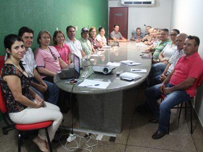 Organizações da Sociedade Civil recebem orientações sobre Prestações de Contas do Município