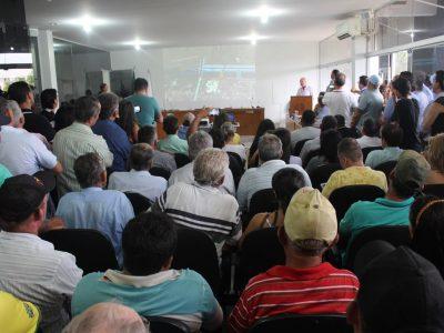 Câmara autoriza o Poder Executivo a contratar operação de crédito para obra de barramento e canalização do Córrego Santa Vitória