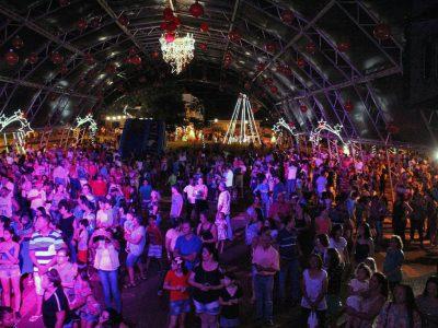 Começam as celebrações de Natal em Santa Vitória