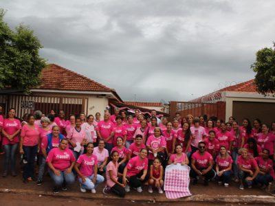 Santa Vitória encerra Campanhas Outubro Rosa e Novembro Azul com sucesso!
