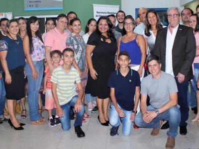 IFTM realiza aula magna do Centro de Idiomas e Relações Internacionais na SMEC