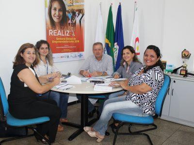 Prefeitura Municipal busca parceria com SENAC