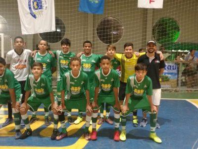 3ª Copa Pontal Triângulo de Futsal Infantil
