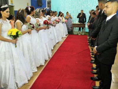 4ª Edição do Casamento Comunitário Evangélico em Santa Vitória