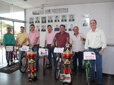 Final do 40º Campeonato Municipal terá sorteio de seis bicicletas (1)