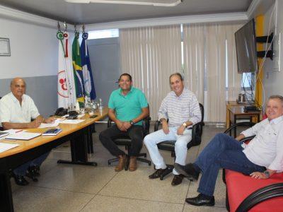 Prefeito Salim Curi assina mais uma concessão de área para instalação de empresa no Polo Empresarial
